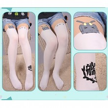 Collection anime silk stockings pantyhose