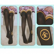 Gintama anime silk stockings pantyhose