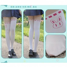 Sailor Moon anime silk stockings pantyhose