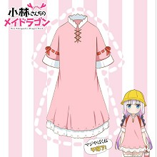 Miss Kobayashi's Dragon Maid cosplay dress cloth