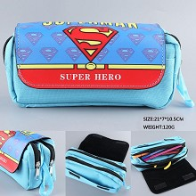 Super Man pen bag