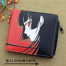 Hell girl anime wallet
