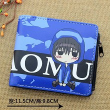 Thomb Notes anime wallet