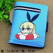 Collection anime wallet