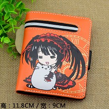 Date A Live anime wallet