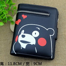 Kumamon anime wallet