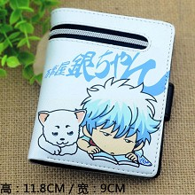 Gintama anime wallet
