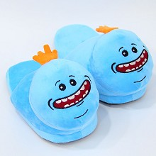 Rick and Morty plush shoes slippers a pair