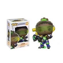 POP 179 Overwatch Lucio figure