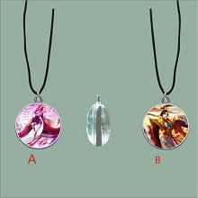 Hero Moba two-sided necklace