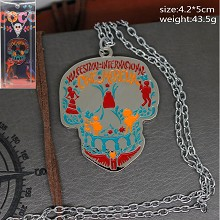 Coco anime necklace