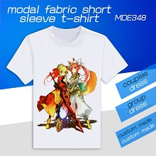Fate grand order modal fabric short sleeve t-shirt