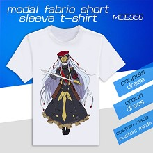 Re_CREATORS modal fabric short sleeve t-shirt