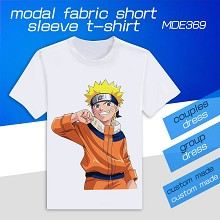 Naruto modal fabric short sleeve t-shirt