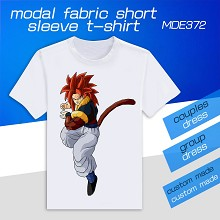 Dragon Ball modal fabric short sleeve t-shirt