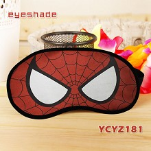 Spider Man eye patch eyeshade