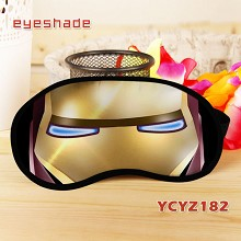 Iron Man eye patch eyeshade