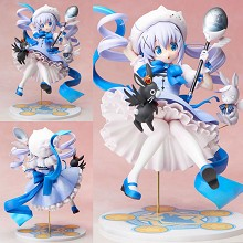 Is the order a rabbit Kafuu Chino figure