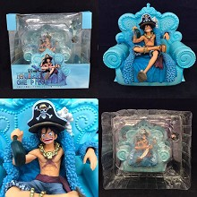 One Piece 20th Luffy anime figure