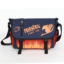 Fairy Tail anime satchel shoulder bag