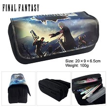 Final Fantasy pen bag