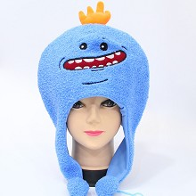 Rick and Morty plush hat