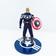 6inches mezco Captain America figure