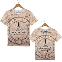 Gravity Falls short sleeve t-shirt