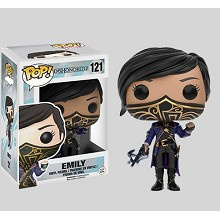 Dishonored 2 figure POP 121