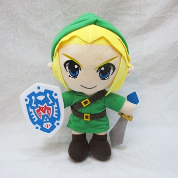 12inches The legend of Zelda plush doll