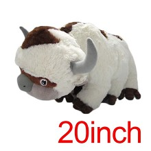 20inches Avatar:The Last Airbender Appa plush doll
