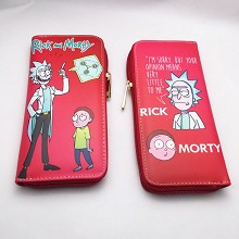 Rick and Morty long wallet
