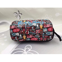 Rick and Morty anime pen bag