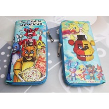 Five Nights at Freddy's long wallet
