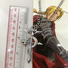 Fullmetal Alchemist anime necklace