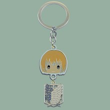 Attack on Titan anime key chain