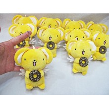 5inches Card Captor Sakura plush dolls set(10pcs a set)