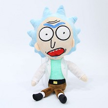 10inches Rick and Morty plush doll