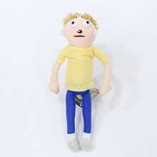 10inches morty plush doll