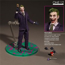 6inches mezco Batman joker figure