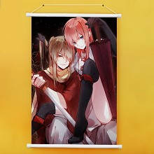 Gintama anime wallscroll