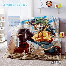 My Hero Academia blanket