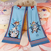 Lovelive anime scarf