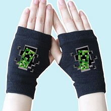 Minecraft gloves a pair