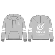 Naruto anime long sleeve cotton hoodie