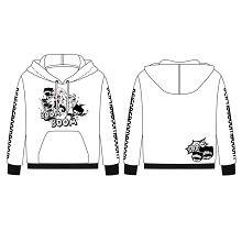 Collection anime long sleeve cotton hoodie
