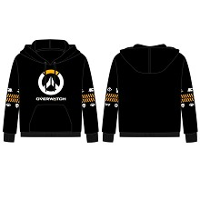 Overwatch long sleeve cotton hoodie