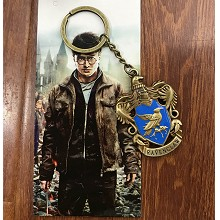 Harry Potter Ravenclaw key chain