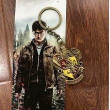 Harry Potter Gryffindor key chain