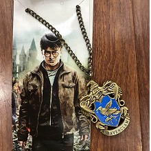Harry Potter Ravenclaw necklace